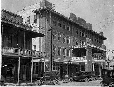 Historic The Frederic Hotel Ca 1940